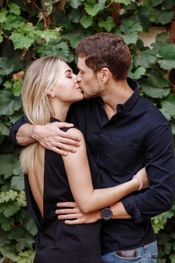 Maksim & Elena. Love Story in Prague - фото №2