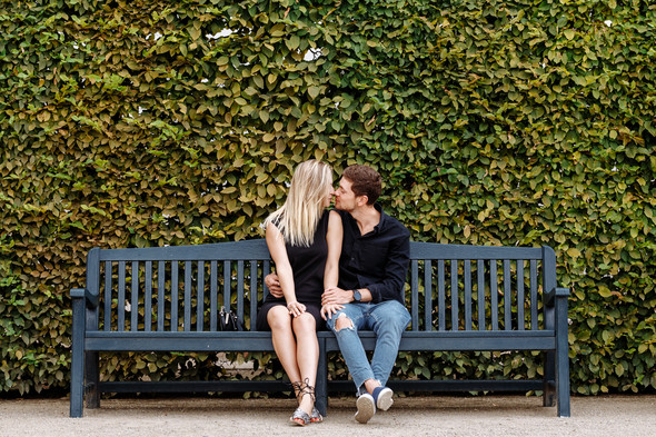 Maksim & Elena. Love Story in Prague - фото №12