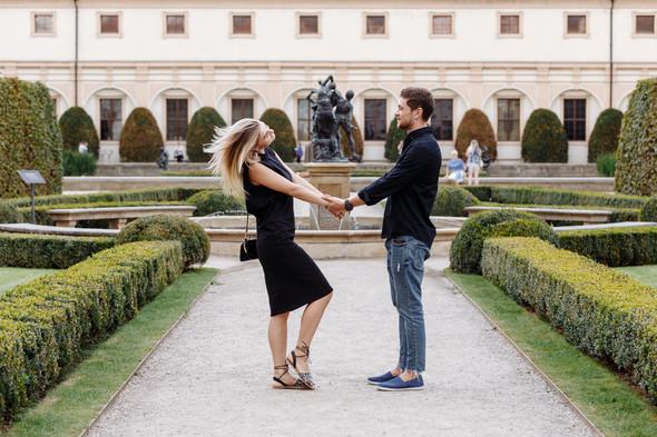 Maksim & Elena. Love Story in Prague - фото №6