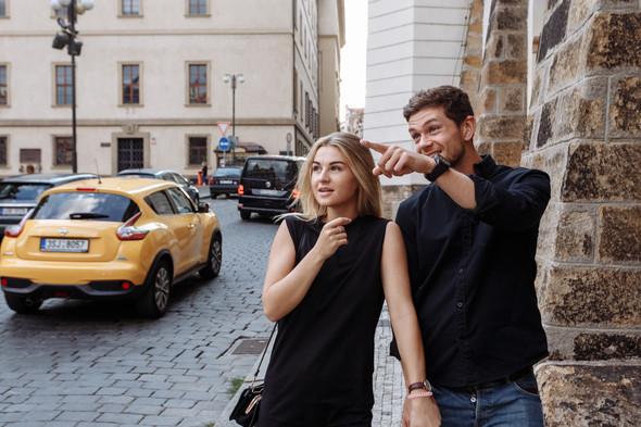 Maksim & Elena. Love Story in Prague - фото №22