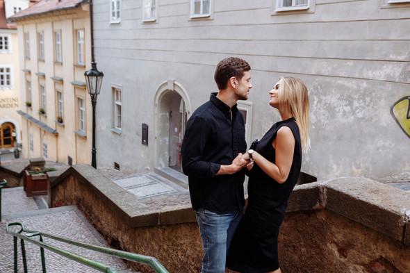 Maksim & Elena. Love Story in Prague - фото №33
