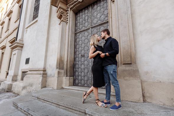 Maksim & Elena. Love Story in Prague - фото №28