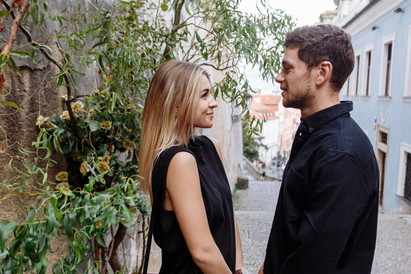 Maksim & Elena. Love Story in Prague - фото №40