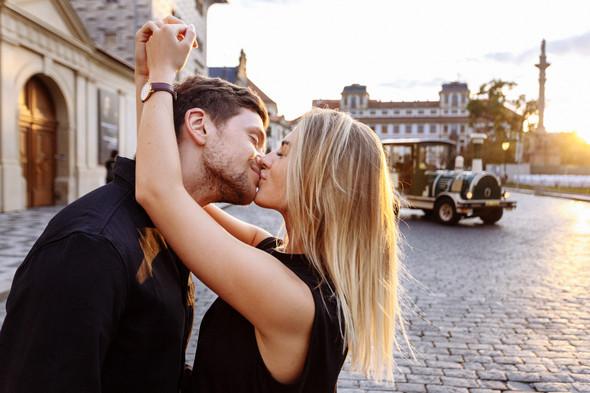 Maksim & Elena. Love Story in Prague - фото №46
