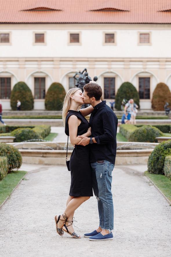 Maksim & Elena. Love Story in Prague - фото №5
