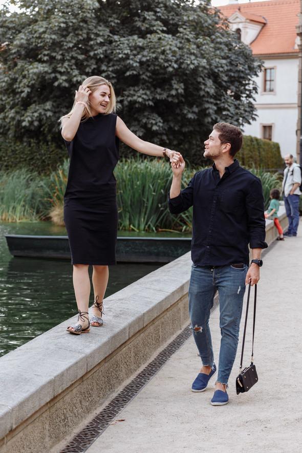 Maksim & Elena. Love Story in Prague - фото №4