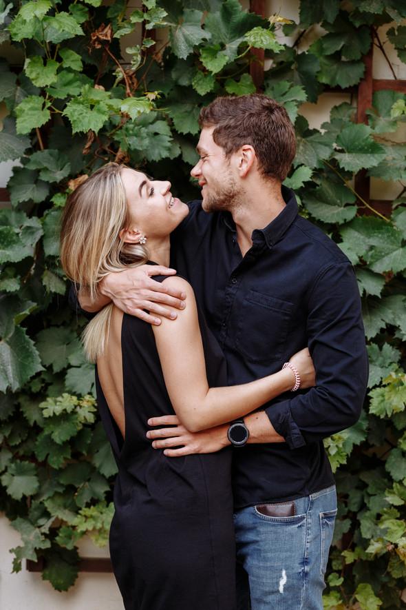 Maksim & Elena. Love Story in Prague - фото №3