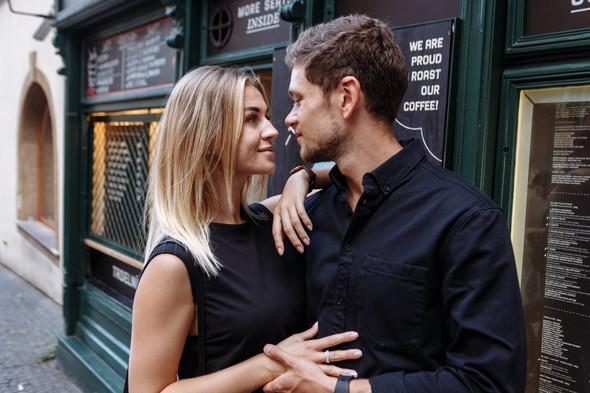 Maksim & Elena. Love Story in Prague - фото №30