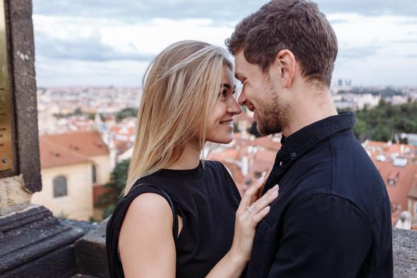 Maksim & Elena. Love Story in Prague - фото №47