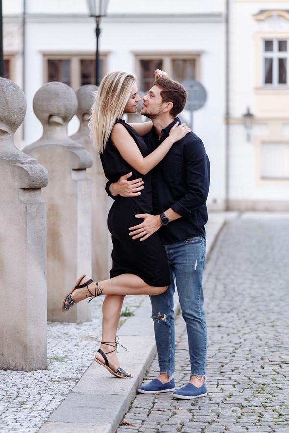 Maksim & Elena. Love Story in Prague - фото №42