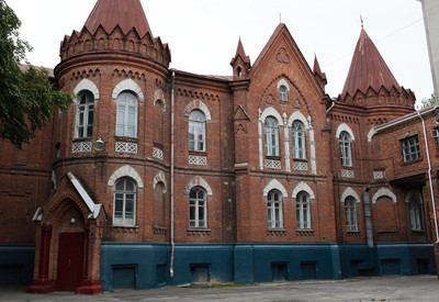 Александровская гимназия - фото 1