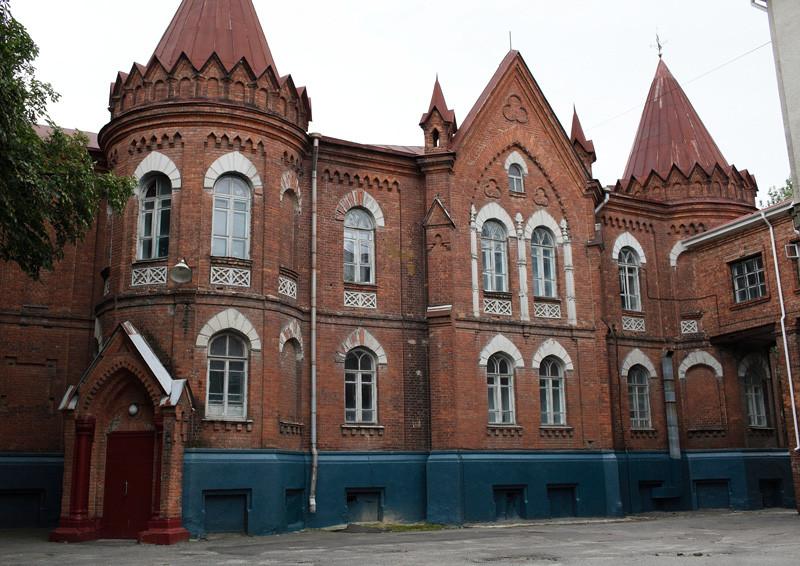 Александровская гимназия