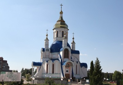 Храм Святой мученицы Валентины - портфолио 6