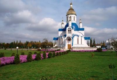 Храм Святой мученицы Валентины - фото 1