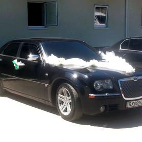 Chrysler 300c, авто на весілля, трансфер - авто на свадьбу в Хмельницком - портфолио 4