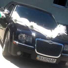 Chrysler 300c, авто на весілля, трансфер - авто на свадьбу в Хмельницком - портфолио 2