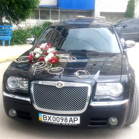 Chrysler 300c, авто на весілля, трансфер - авто на свадьбу в Хмельницком - портфолио 3