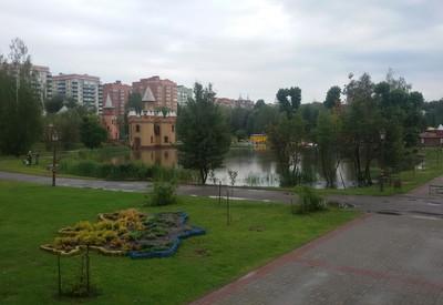 Детский парк Сказка - портфолио 5