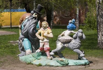 Детский парк Сказка - портфолио 6