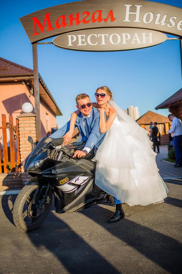 Олег и Кристина - фото №15