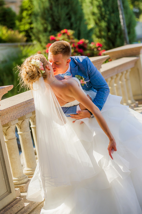 Олег и Кристина - фото №16