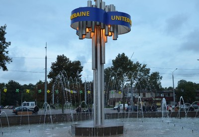 фонтан Европейский - портфолио 5