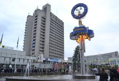 фонтан Европейский - фото 2