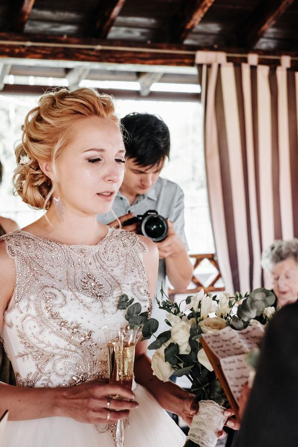 Soulful French Wedding - фото №49