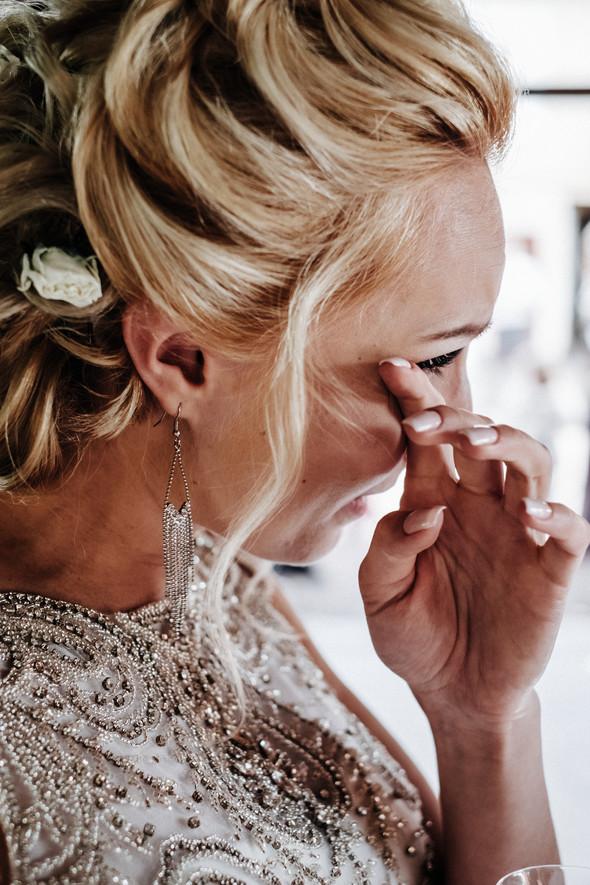 Soulful French Wedding - фото №48