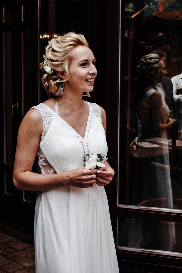 Soulful French Wedding - фото №18