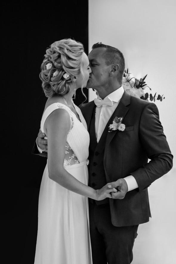 Soulful French Wedding - фото №27