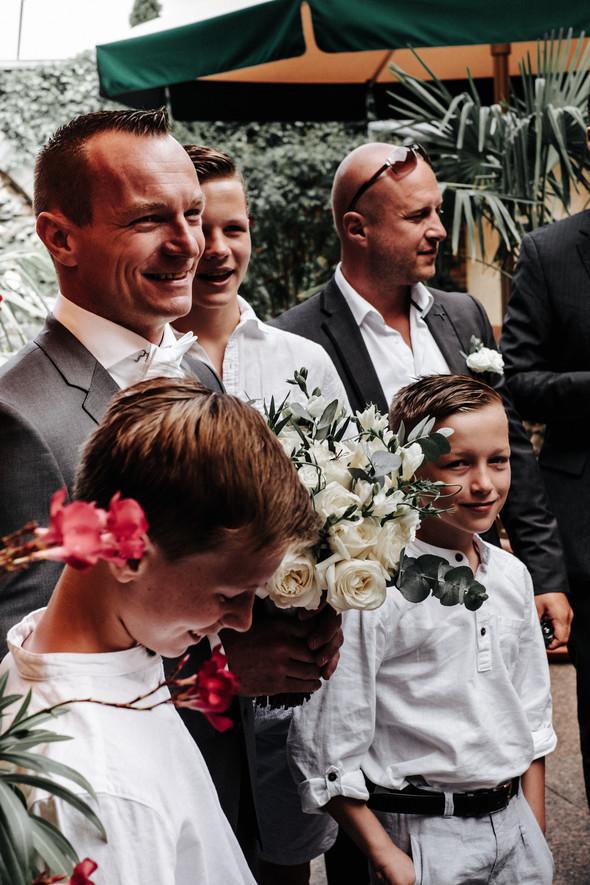 Soulful French Wedding - фото №12