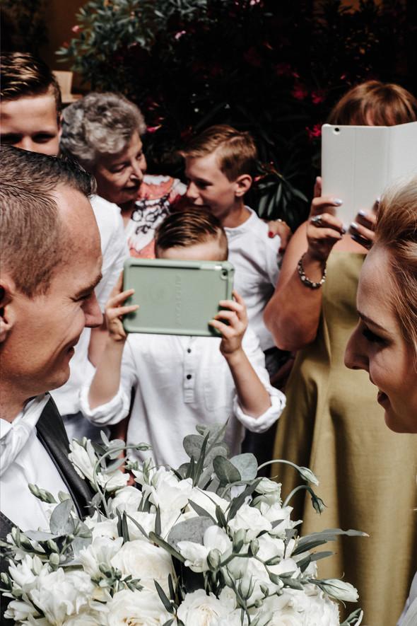 Soulful French Wedding - фото №21