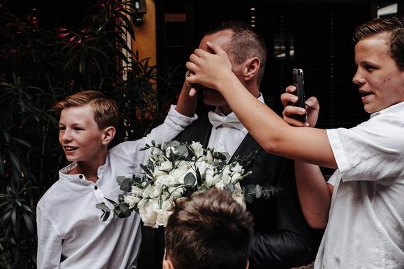 Soulful French Wedding - фото №16