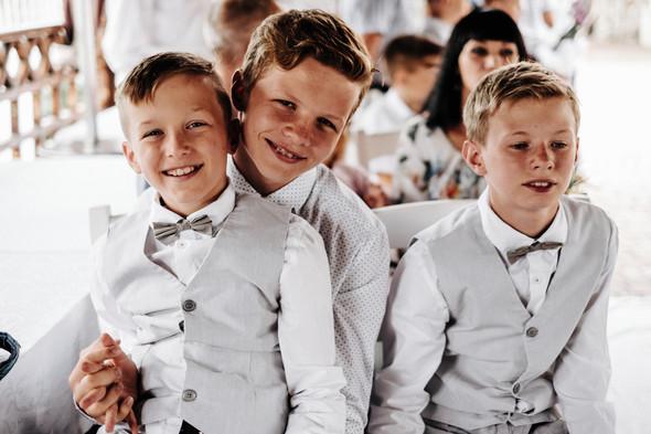 Soulful French Wedding - фото №40