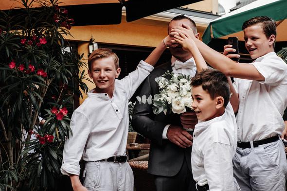 Soulful French Wedding - фото №17