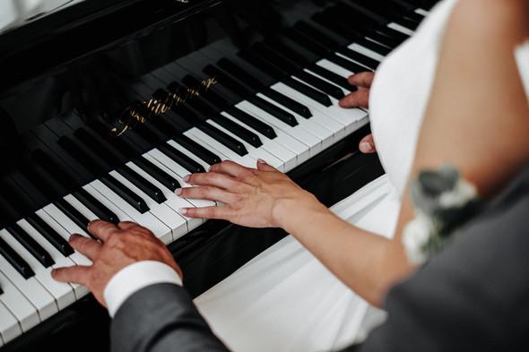 Soulful French Wedding - фото №34
