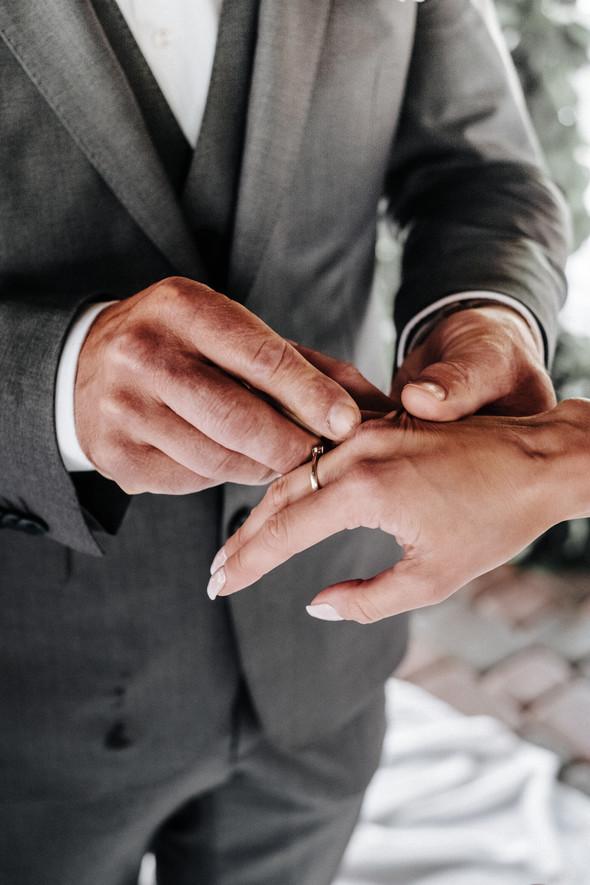Soulful French Wedding - фото №44