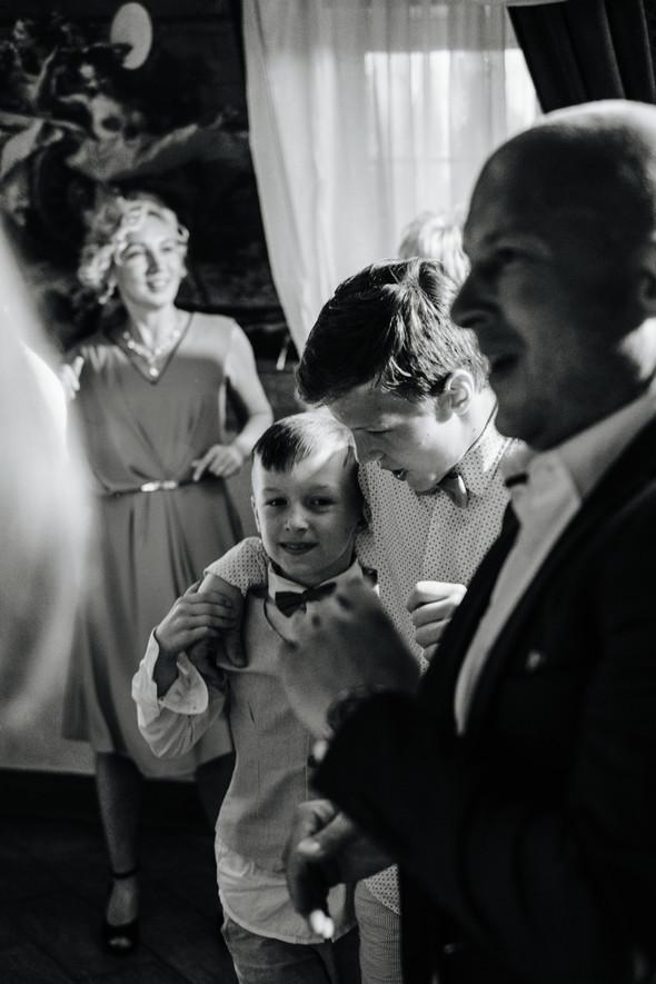 Soulful French Wedding - фото №60