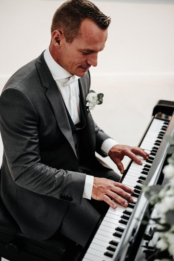 Soulful French Wedding - фото №30