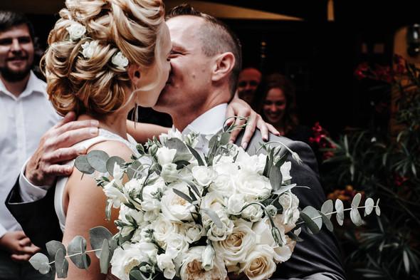 Soulful French Wedding - фото №20