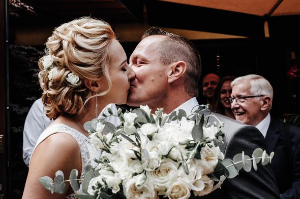 Soulful French Wedding - фото №19