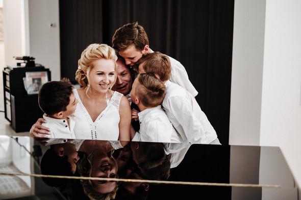 Soulful French Wedding - фото №37