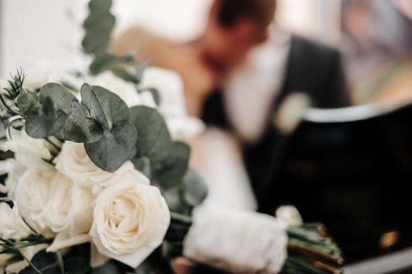 Soulful French Wedding - фото №28