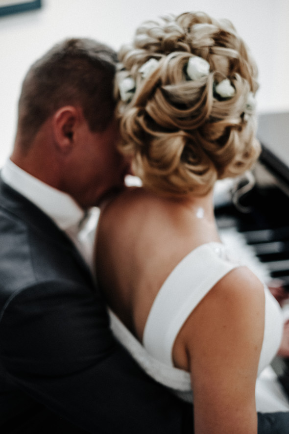 Soulful French Wedding - фото №33
