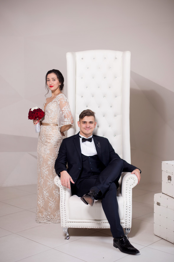 Максим и Анна.  - фото №5