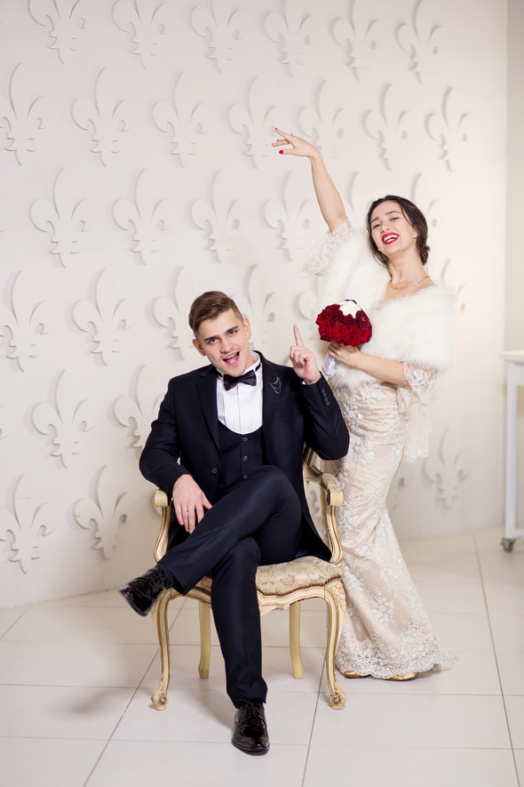 Максим и Анна.  - фото №21