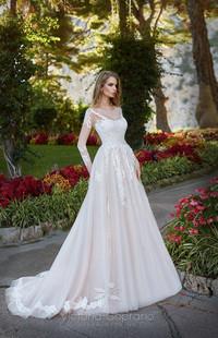 Белое платье - фото 1