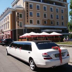 Лімузин Mercedes-Benz W-221 - авто на свадьбу в Ивано-Франковске - портфолио 3