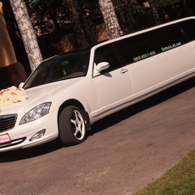 Лімузин Mercedes-Benz W-221 - авто на свадьбу в Ивано-Франковске - портфолио 5